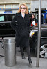 Non-Exclusive<br /> 2011 Dec 12 - Scarlett Johansson out and about in NYC. Photo Credit Jackson Lee
