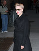 Non-Exclusive<br /> 2011 Dec 12 - Scarlett Johansson at the 'David Letterman Show' in NYC. Photo Credit Jackson Lee