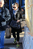 Non-Exclusive<br /> 2011 Dec 13 - Sandra Bullock heads to the gym in NYC. Photo Credit Jackson Lee