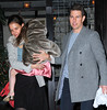 Non-Exclusive<br /> 2011 Dec 16 - Tom Cruise, Suri Cruise and Katie Holmes go to Chelsea Piers, Dance studio and Lincoln Center in NYC. Photo Credit Jackson
