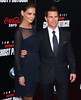 Non-Exclusive<br /> 2011 Dec 19 - Celebrity arrivals at the NY premiere of 'Mission Impossible Ghost Protocol'. Photo Credit Jackson Lee