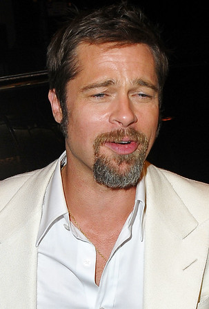 12 Aug 2009 - Brad Pitt out and about after attending the NY Premiere of 'The Time Traveler's Wife' in NYC. Photo Credit Jackson Lee
