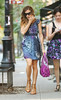 5 Sept 2009 - Sarah Jessica Parker goes to lunch with friend on the holiday in NYC.  Photo Credit Jackson Lee