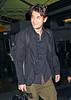 7 Sept 2009 - John Mayer arrives in NYC via JFK Airport.  Photo Credit Jackson Lee