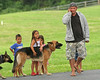 7 Sept 2009 - Jon Gosselin spends time with his kids on Labor Day 2009 in Wernersville, PA.  Photo Credit Jackson Lee