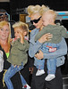 10 Sept 2009 - First NYC shots of Gwen Stefani, Zuma Nesta Rock Rossdale, Kingston Rossdale out  together.  Photo Credit Jackson Lee