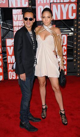 12 Sept 2009 - Celebrity arrivals at the 2009 MTV VMA.  Photo Credit Jackson Lee