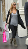 17 Sept 2009 - Bar Rafaeli out and about in Soho, NYC. Photo Credit Jackson Lee