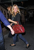 18 Sept 2009 - Sienna Miller out and about after opening night of 'After Miss Julie' in NYC. Photo Credit Jackson Lee