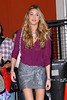 24 Sept 2009 - Whitney Port departs the 'Regis and Kelly' show in NYC.  Photo Credit Jackson Lee