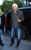 13 Oct 2009 - Tim McGraw out and about in NYC.  Photo Credit Jackson Lee