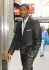 13 Oct 2009 - Usher out and about in NYC.  Photo Credit Jackson Lee