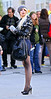 4 Nov 2009 - Taylor Momsen on the set of 'Gossip Girl' in NYC.  Photo Credit Jackson Lee