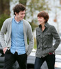 11 Nov 2009 - Adam Brody and mystery female out and about in Southold, LI, NY.  Photo Credit Jackson Lee