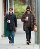 11 Nov 2009 - Elijah Wood and Jeremy Strong pap the paps while in Southold, LI, NY.  Photo Credit Jackson Lee