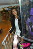 19 Nov 2009 - Kim Kardashian and her mom go shopping for shoes and at the eBay store in NYC. Photo Credit Jackson Lee