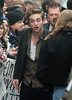 19 Nov 2009 - Robert Pattinson on the 'Today Show' in NYC. Photo Credit Jackson Lee