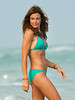 4 Dec 2009 - Kelly Bensimon - beach babe in Miami.  Photo Credit Jackson Lee