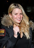 21 Dec 2009 - Jessica Simpson looks great without makeup while out and about in NYC.  Photo Credit Jackson Lee