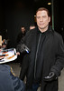 2 Feb 2010 - John Travolta promoting 'From Paris with Love' in NYC.  Photo Credit Jackson Lee