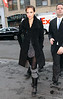 3 Feb 2010 - Jessica Alba out and about in NYC.  Photo Credit Jackson Lee