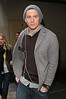 3 Feb 2010 - Channing Tatum out promoting 'Dear John' in NYC.  Photo Credit Jackson Lee