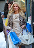 4 Feb 2010 - Paris Hilton films a commercial for Israeli Lottery where the winner wins a shopping spree in NYC with her.  Photo Credit Jackson Lee