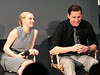 4 Feb 2010 - Amanda Seyfried and Channing Tatum at the Apple Store in NYC promoting 'Dear John'.  Photo Credit Jackson Lee