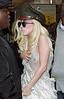 10 Feb 2010 - Lady Gaga at GMA in NYC.  Photo Credit Jackson Lee