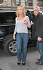 "4 Mar 2010 - Kate Gosselin is all smiles when she departs a hair salon with DWTS partner Tony Dovolani to head to an event at Lincoln Center in NYC. Earlier, her ex Jon Gosselin said on his twitter, ""Congratulations to Kate for joining the new season of DWTS. I am thrilled for her. She has my support and vote"".  Photo Credit Jackson Lee"