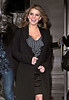 11 Mar 2010 - Jessica Simpson out and about in NYC.  Photo Credit Jackson Lee