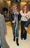 12 Mar 2010 - Jennifer Aniston arrived at JFK airport from London.  Photo Credit Jackson Lee