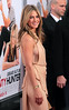 2010 Mar 16 - Jennifer Aniston and Gerard Butler at the NY Premiere of 'Bounty Hunter'. Photo Credit Jackson Lee