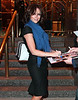 """Jennifer Love Hewitt steps out to promote her new book, """"The Day I Shot Cupid"""" in NYC"""