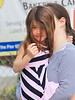 6 Apr 2010 - Suri Cruise goes to Chelsea Piers in NYC.  Photo Credit Jackson Lee