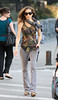 8 Apr 2010 - Sarah Jessica Parker takes James Wilkie Broderick to school in NYC.  Photo Credit Jackson Lee