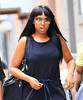 6 May 2010 - EXCLUSIVE: Jennifer Hudson out and about in NYC looking fashionable.  Photo Credit Jackson Lee