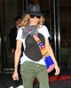 15 May 2010 - Sarah Jessica Parker, Kristen Davis out and about in NYC.  Photo Credit Jackson Lee