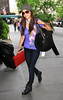 2010 May 19 - Nina Dobrev out and about in NYC.  Photo credit Jackson Lee