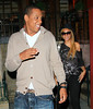 2010 June 14 - Jay-Z and Beyonce have a romantic dinner at Pepolino Ristorante in NYC. Photo credit Jackson Lee