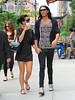 2010 June 14 - Katy Perry and Russell Brand take a romantic walk with coffee cup in hand in Tribeca, NYC Photo credit Jackson Lee