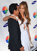2010 June 15 - Marc Anthony and Jennifer Lopez attend Samsung's 9th Annual Four Seasons of Hope Gala in NYC. Photo credit Jackson Lee