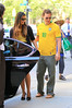 2010 June 15 - Matthew McConaughey, Camila Alves, Levi McConaughey out and about in NYC. Photo credit Jackson Lee