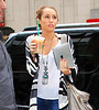 2010 June 16 - Miley Cyrus out and about in NYC at the hair salon. Photo credit Jackson Lee