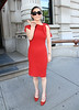 2010 June 20 - Catherine Zeta-Jones steps out on the last day of her Broadway performance in NYC. Photo credit Jackson Lee