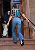 2010 June 21 - Katie Holmes out and about in NYC. Photo credit Jackson Lee