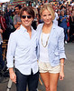 2010 June 22 - Tom Cruise and Cameron Diaz promote 'Knight and Day' on GMA in NYC. Photo credit Jackson Lee