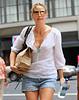 2010 June 26 - Heidi Kllum head to her office in NYC. Photo credit Jackson Lee