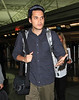 2010 July 8 - John Mayer lands in NYC. Photo credit Jackson Lee