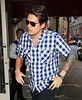 2010 July 9 - John Mayer heads to dinner in NYC. Photo credit Jackson Lee